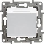 672293 - Выключатель (ключ-карта) с подсветкой Legrand Etika (белый)