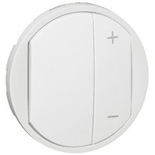 065083 - Лицевая панель для светорегулятора, Legrand Celiane (белая)
