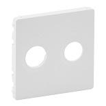 754820 - Лицевая панель для розеток TV-SAT Legrand Valena Life (белая)