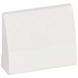 777085 - Лицевая панель для вывода кабеля Legrand Galea Life, белая