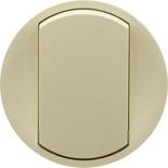 066200 - Лицевая панель для выключателя, Legrand Celiane (слоновая кость)