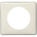 068691 - Рамка однопостовая Legrand Celiane, 90×82мм, пластик (слоновая кость)