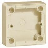 773796 - Коробка для накладного монтажа 26 мм, Legrand Cariva (слоновая кость)