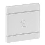 755260 - Лицевая панель для механизмов BUS/SCS с символом «Светорегулятор», 2 модуля Legrand Valena Life (белая)