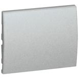 771310 - Клавиша для выключателя Legrand Galea Life, простая, алюминий