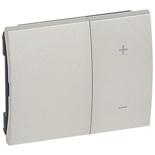 771586 - Лицевая панель для клавишных светорегуляторов (диммеров) Legrand Galea Life, перламутр