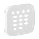 755465 - Лицевая панель для FM тюнера с функцией внутренней связи Legrand Valena Allure (белая)