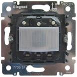 775657 - Механизм датчика движения с нейтралью с функцией ВКЛ/ВЫКЛ, 1000Вт, трёхпроводной, Legrand Galea Life