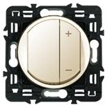 066250 + 067084 + 080251 - Светорегулятор (диммер) интеллектуальный, Легранд Селиан, 400Вт (слоновая кость)