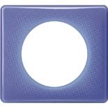 066661 - Рамка однопостовая Legrand Celiane, прямоугольная, 90х82мм (лиловый муар)