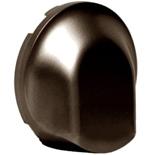 064925 - Лицевая панель для вывода кабеля,  Legrand Celiane (графит)