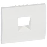777095 - Лицевая панель Legrand Galea Life для телефонной розетки RJ 11 и RJ ISDN, белая