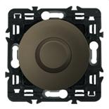 064908 + 067035 + 080251 - Выключатель кнопочный Легранд Селян на 2 направления 6А (графит)