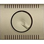 771459 - Лицевая панель для поворотных светорегуляторов (диммеров) Legrand Galea Life мощностью 1000Вт, титан