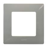 672521 - Рамка 1-постовая Legrand Etika (светлая галька)
