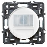 068051 + 067093 + 080251 - Датчик движения Legrand Celiane со световым указателем (белый)