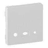 755450 - Лицевая панель для аудио-входа Legrand Valena Life (белая)