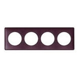 068684 - Рамка 4-постовая Legrand Celiane, 303×82мм, пластик (мускат)