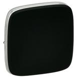 755008 - Лицевая панель для одноклавишных выключателей Legrand Valena Allure (антрацит)
