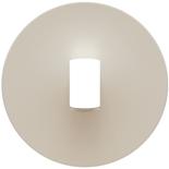 066204 - Лицевая панель для выключателя с рычажком, Легран Селиан (слоновая кость)