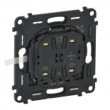 752082 - Радиоуправляющее устройство двухклавишное для управления освещением On/Off Valena INMATIC MyHome Play Zigbee