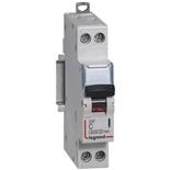 407740 - Автоматический выключатель однополюсный Legrand DX3,1П+Н - 230/400 В, 10A
